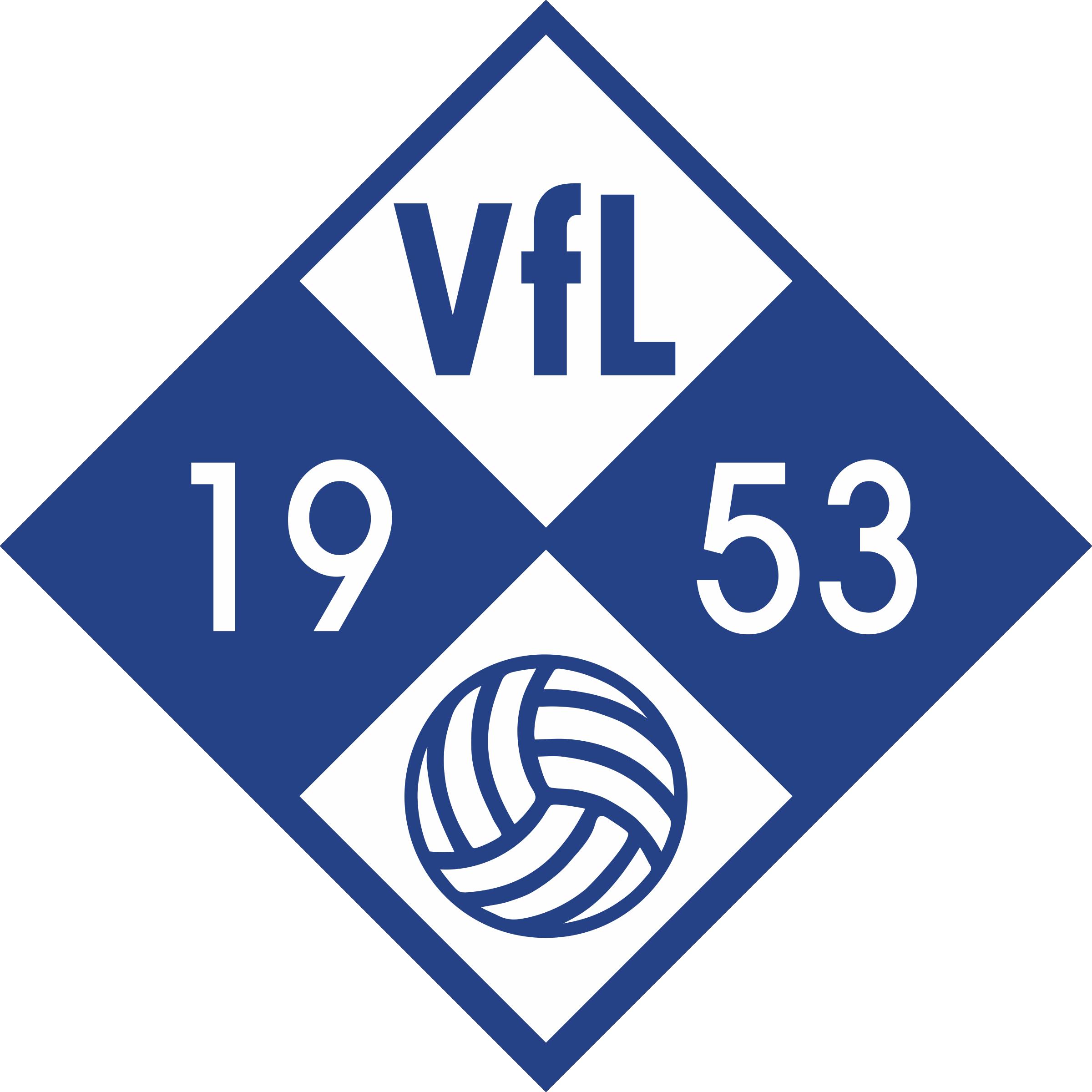 Logo: VfL Klosterbauerschaft 1953